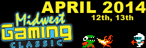 Come to The Midwest Gaming Classic 2014