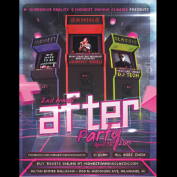 Official MGC / Overdrive Reality After Party