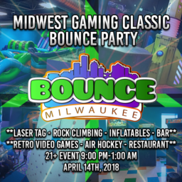 BOUNCE Milwaukee After Party (21+)