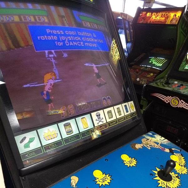 Unreleased Arcade Video Games