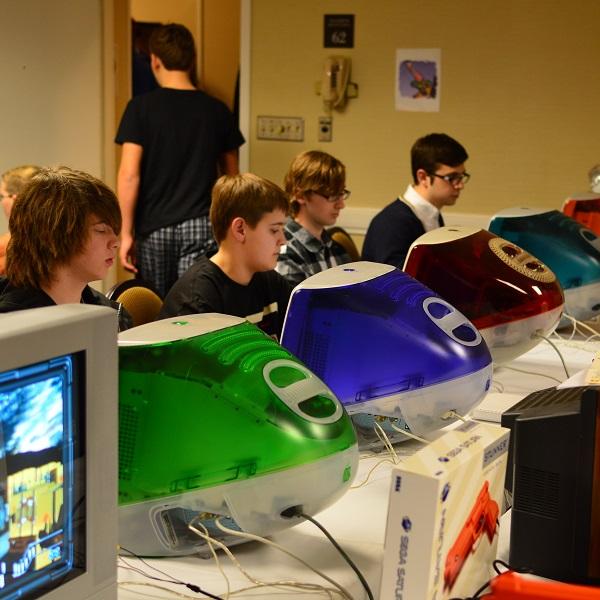 iMac Quake LAN