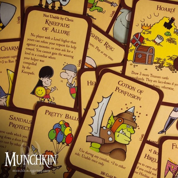 Munchkin 40K and Other Nonsense!