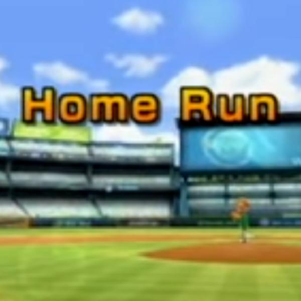 Wii Sports Home Run Derby (Wii)
