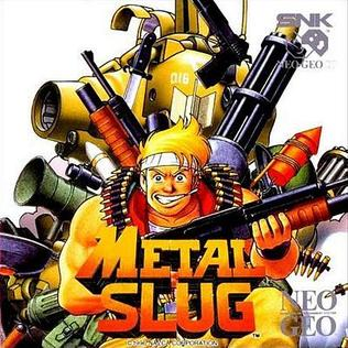 Metal Slug (PS4)