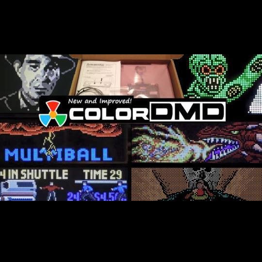 ColorDMD Special