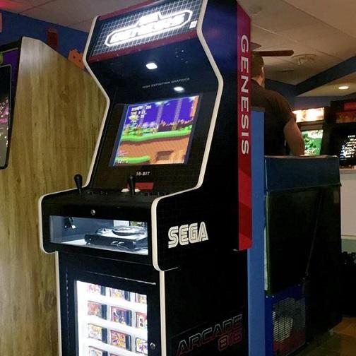 Arcade Console Games