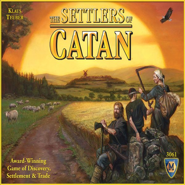 Catan National Qualifier Final