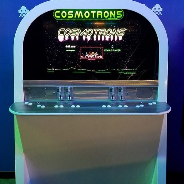 Cosmotrons