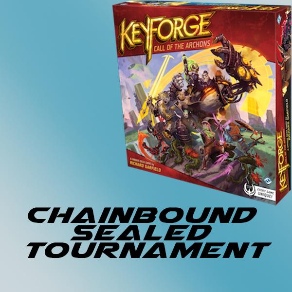 KeyForge Chainbound Sealed