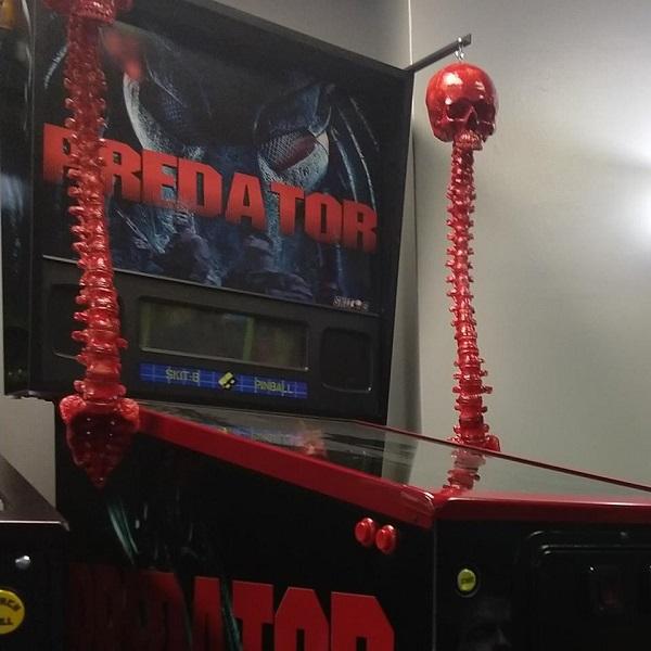 Predator Pinball