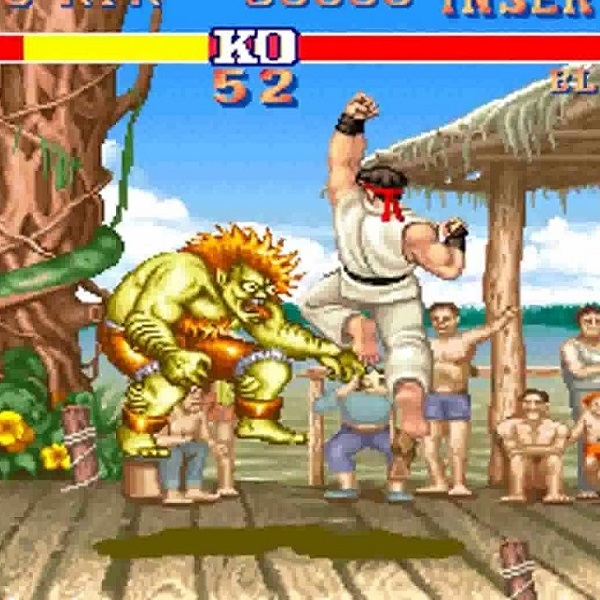 Street Fighter 2 (PS4)