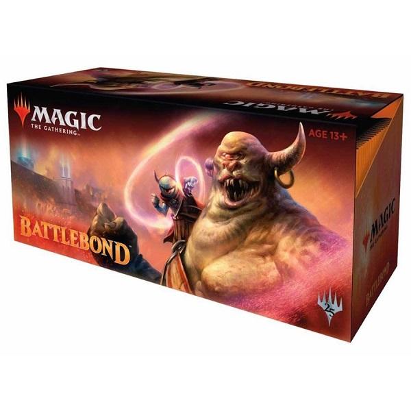 Magic: BattleBond Draft