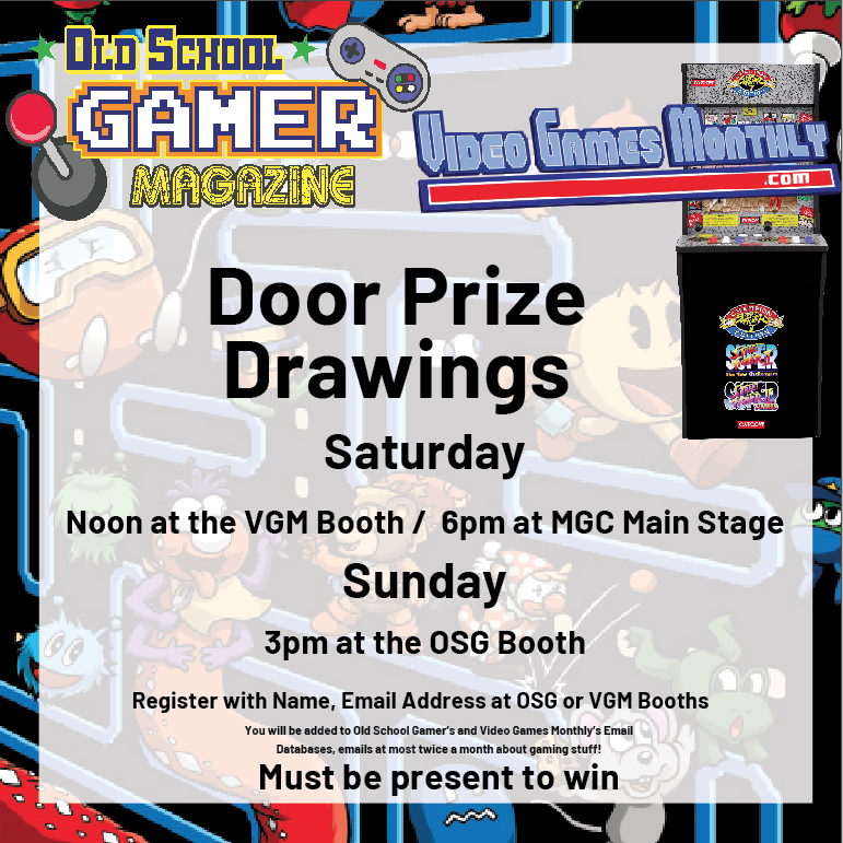 Big Drawing & Little Drawings from Old School Gamer