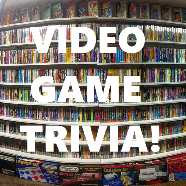 Video Game Trivia Throwdown