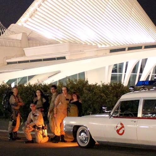 Wisconsin Ghostbusters