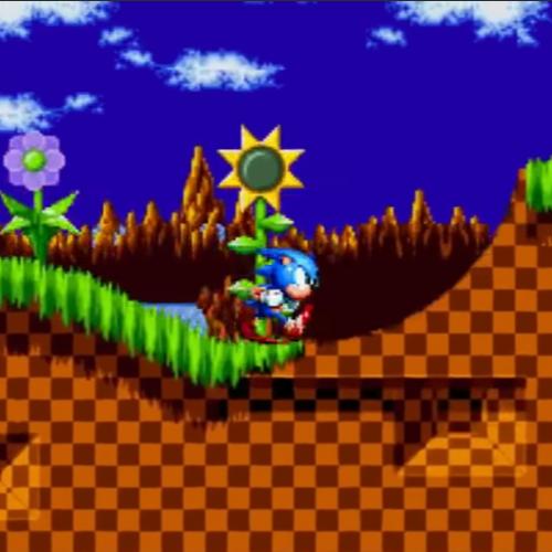 Sonic 2 Speed Run (Genesis)