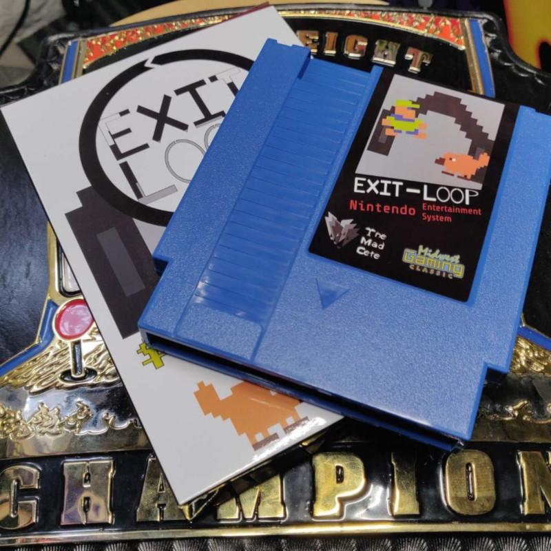 Exit Loop One Loop Tournament