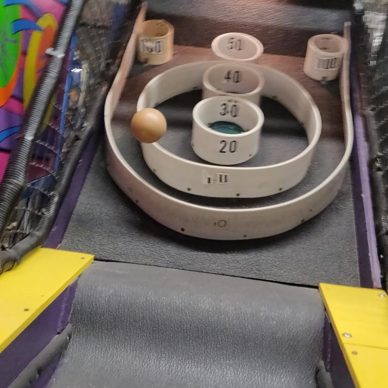 Skee-ball Tournament